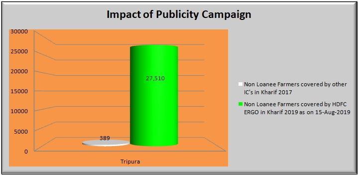 impact of marketing activities in tripura