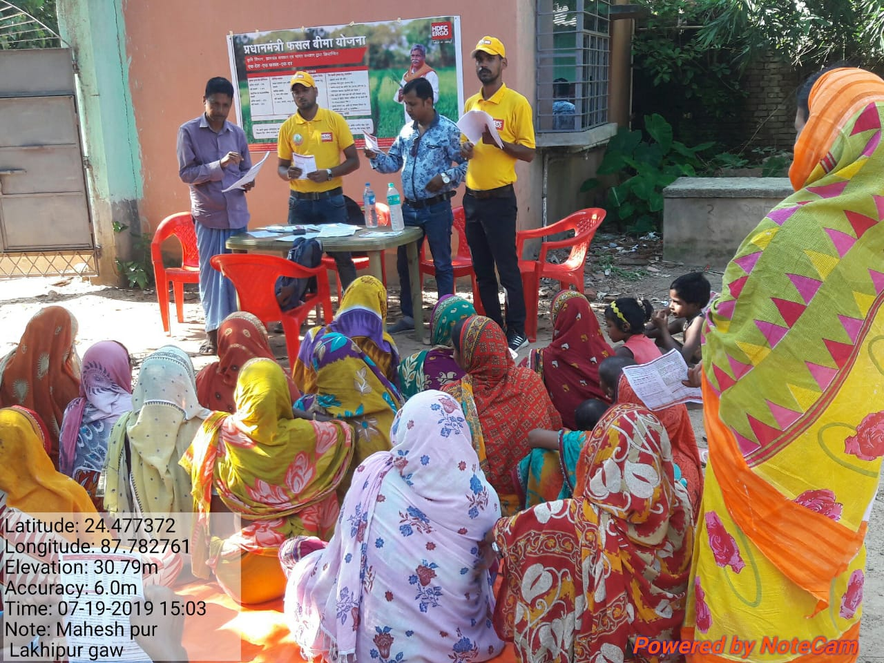 women meeting in jharkhand