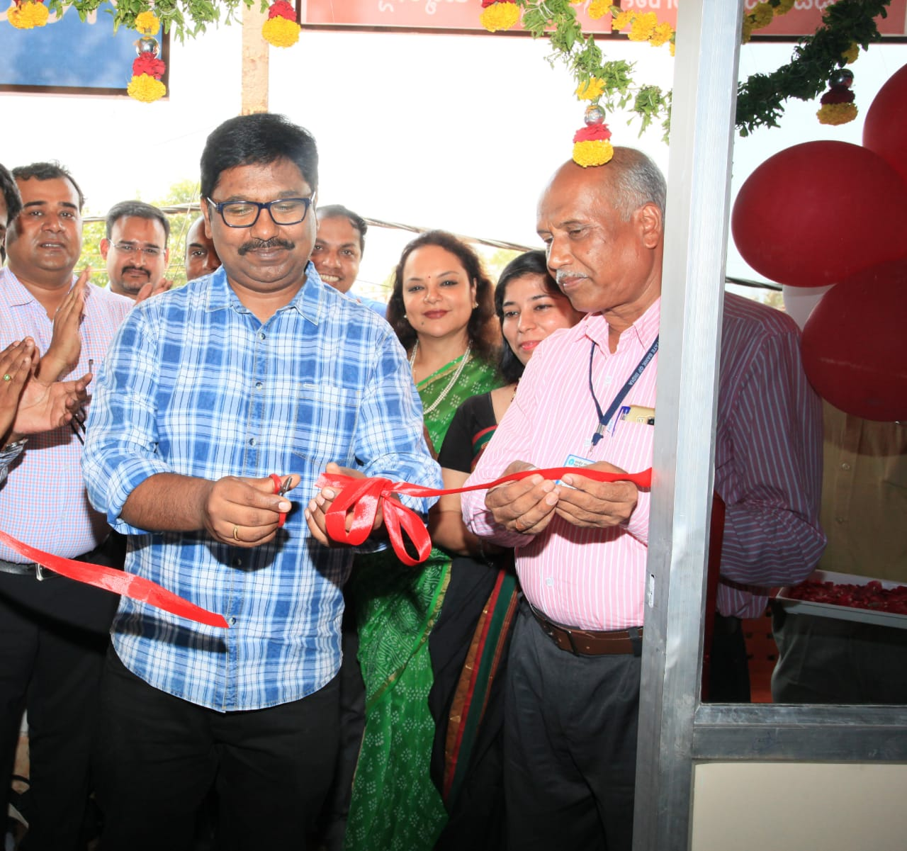 bidar office inauguration karnataka