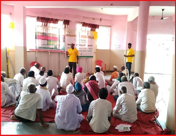 farmers awareness in bidar district karnataka